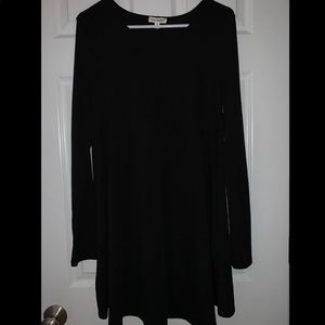 ec43adc91b3 zenana premium. Black t-shirt dress